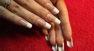 Ногти формы пайп